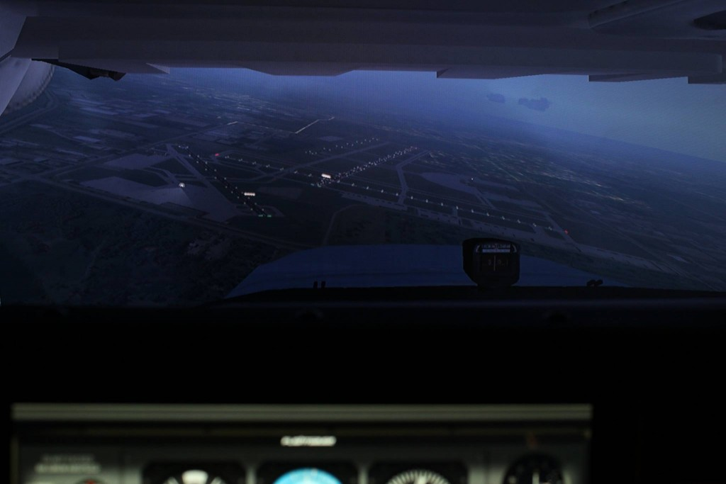 FSX Chicago - Flight Simulator