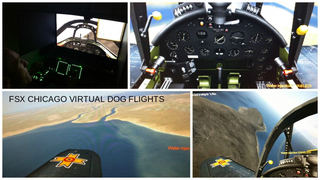 Virtual Combat - WW2 Dog Flights - Call 708-299-8246